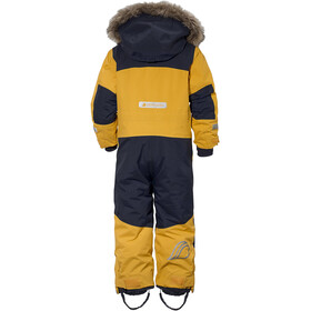 Didriksons 1913 Björnen Coverall Kids, oat yellow